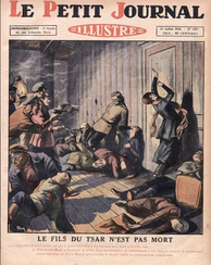 Execution of the Romanov family, Le Petit Journal