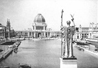 The South Side hosted the 1893 World's Columbian Exposition.