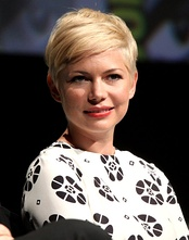 Michelle Williams, Best Actress in a Motion Picture – Musical or Comedy winner