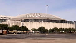 The Astrodome was the site of the 1992 Republican National Convention