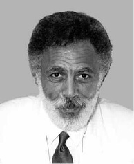 Dellums's official portrait in the 103rd Congress, 1993.