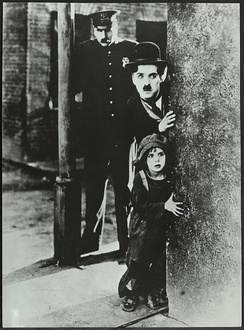 Charlie Chaplin's 1921 film The Kid not only became the first successful comedy feature film, but also demonstrated the compatibility between dramatic and comedic elements, cementing Chaplin's reputation.
