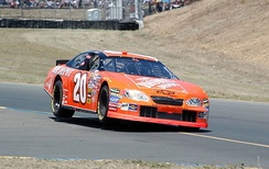 Tony Stewart at Infineon in 2005