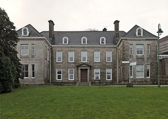 Tremough House, Penryn campus