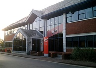 The former headquarters of Virgin Mobile in Trowbridge, Wiltshire.