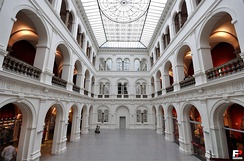 Interior of the National Museum