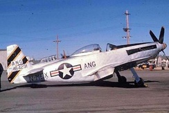 New Mexico Air National Guard F-51H Mustang, 1948