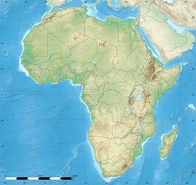 Algiers is located in Africa