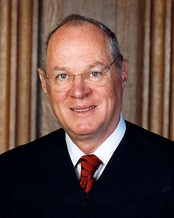 Justice Kennedy, joined in the majority opinion but also wrote a concurring opinion addressing the dissent.