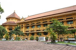 original French School of the Far East, now National Museum of Vietnamese History