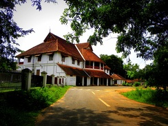 British Residency in Asramam, Kollam - Till 1829, Quilon was the capital of the Travancore State with the headquarters of the British Residency situated here