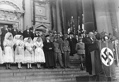 Speech of Ludwig Müller after his formal inauguration as Bishop Reich in Berliner Dom, September 23, 1934.