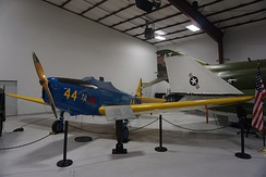 Fairchild PT-19 at the Cavanaugh Flight Museum