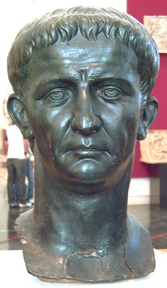 Portrait of Claudius, National Archaeological Museum of Spain