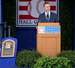 Y-D's Craig Biggio (1986) made it to Cooperstown in 2015