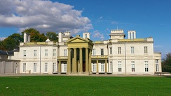 Dundurn Castle is a neoclassical mansion. It is presently a major attraction and landmark for the city