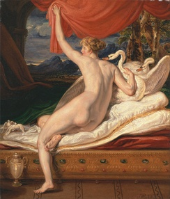 James Ward - Venus Rising from her Couch -
