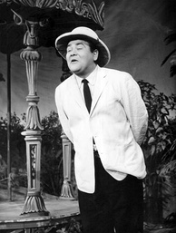 Winters performing a routine on The NBC Comedy Hour (1956)