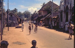 Cochin in the 1960s