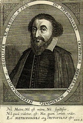 Metrophanes Kritopoulos (1589–1639); theologian and Patriarch of Alexandria