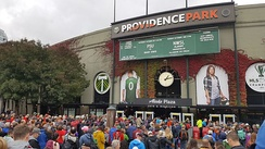 Providence Park in southwest Portland is home to the Vikings football