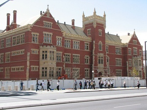 The University of South Australia, Adelaide