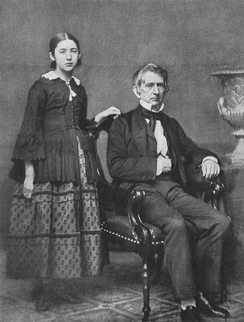 William and Fanny Seward in 1861