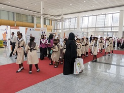 a children school in UAE