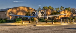 A-10A at Museum of Aviation, Robins AFB