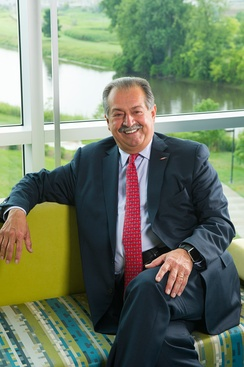 Andrew Liveris CEO of Dow Chemical Company