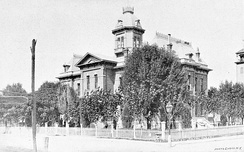 Courthouse in Tucson, 1898