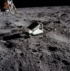 The Apollo 11 Lunar Laser Ranging Experiment