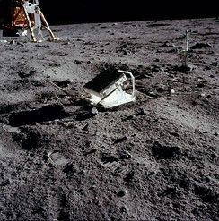 Lunar Laser Ranging Experiment from the Apollo 11 mission