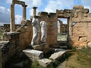 Archaeological site of Cyrene