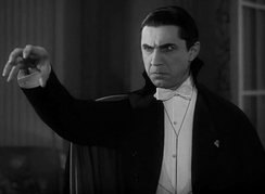 The 1931 film Dracula became highly influential over future depictions of the title character. Its simultaneously-filmed Spanish-language version is unique among foreign-language versions for being preserved by the NFR as well.