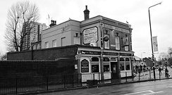 The Cart and Horses Pub, located in Maryland Point, Stratford, was where Iron Maiden played some of their first shows in 1976.[6]