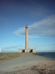 The Phare de Gatteville, a lighthouse on the Normandy coast, was the filming location for the safehouse Jules was taken to by Gorodish and Alba[4]