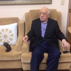 Turkish authorities blamed Fethullah Gülen who condemned the coup attempt and denied any role in it