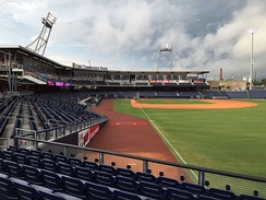 First Horizon Park, home of the Nashville Sounds