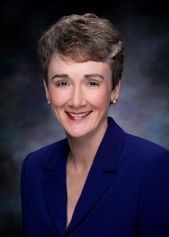 Congressional Photo of Heather Wilson (1998–2009)