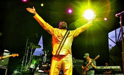 Jimmy Cliff performing at Raggamuffin Music Festival#2011