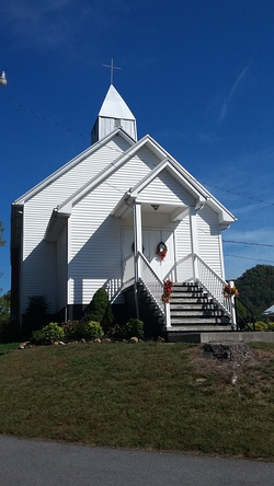 Mount Vernon United Methodist Church at Maces Springs, Virginia now Hiltons, Virginia.jpg