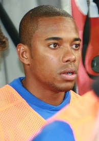 Manchester City paid €1.805 million for Robinho.