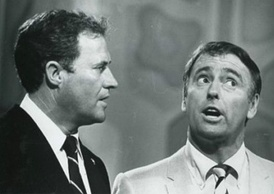Dan Rowan and Dick Martin (1968)