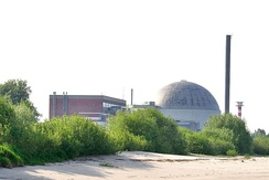 Stade nuclear power plant (offline) in 2006