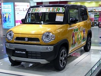 Suzuki Hustler X Turbo 4WD (MR41S, Japan)