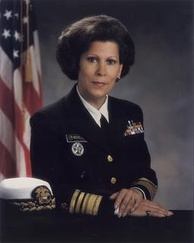 Antonia Novello first woman and first Hispanic to serve as Surgeon General
