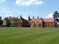 Abingdon School, where the band formed