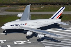 Air France is one of the biggest airlines in the world.