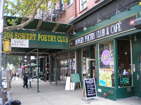 The Bowery Poetry Club